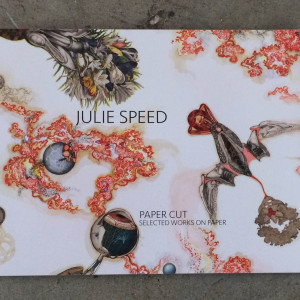 julie speed paper cut
