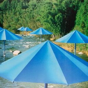 christo-and-jeanne-claude-the-umbrellas-(2-works)